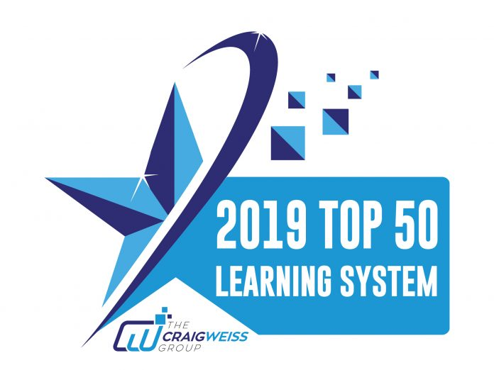 Top 50 Learning Systems for 2019 (50 to 30)