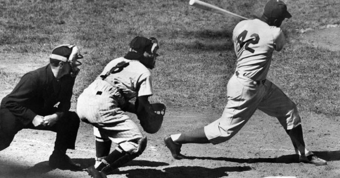 Learning With: 'Jackie Robinson Showed Me How to Fight On, Not Fight Back'