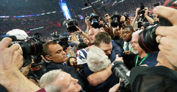 Learning With: 'Patriots Win in Lowest-Scoring Super Bowl Ever'