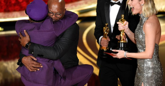 Learning With: 'Nobody Hosted the Oscars. And They Did a Fine Job of It.'