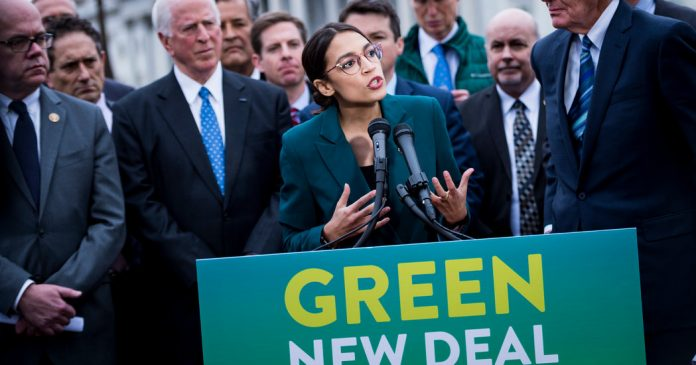 Learning With: 'Nine Key Questions About the Green New Deal'