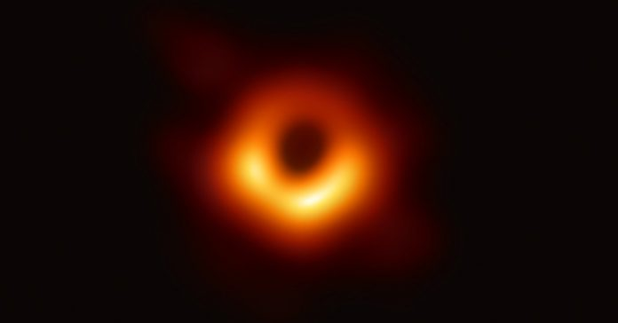 Learning With: 'Darkness Visible, Finally: Astronomers Capture First Ever Image of a Black Hole'