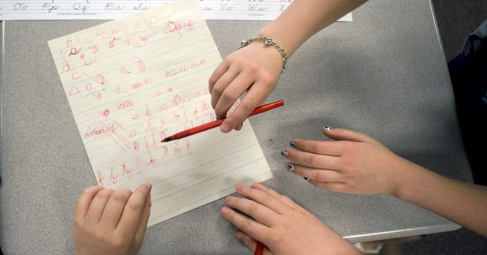 Learning With: 'Cursive Seemed to Go the Way of Quills and Parchment. Now It's Coming Back.'