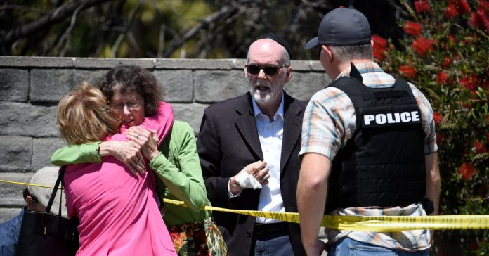 Learning With: 'One Dead in Synagogue Shooting Near San Diego; Officials Call It Hate Crime'