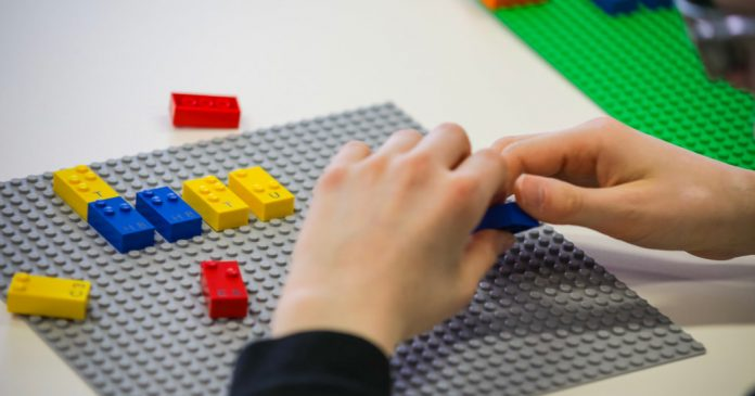 Learning With: 'Lego Is Making Braille Bricks. They May Give Blind Literacy a Needed Lift.'