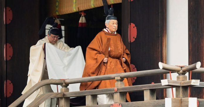 Learning With: 'Emperor Akihito, Who Gave Japan's Monarchy a Human Face, Abdicates Throne'
