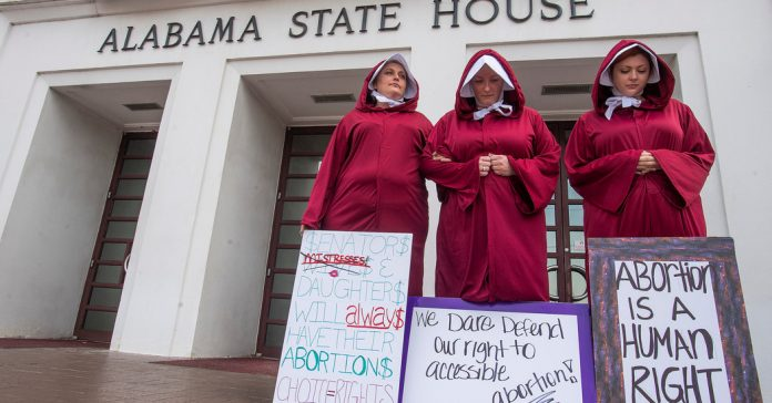 Learning With: 'Lawmakers Vote to Effectively Ban Abortion in Alabama'
