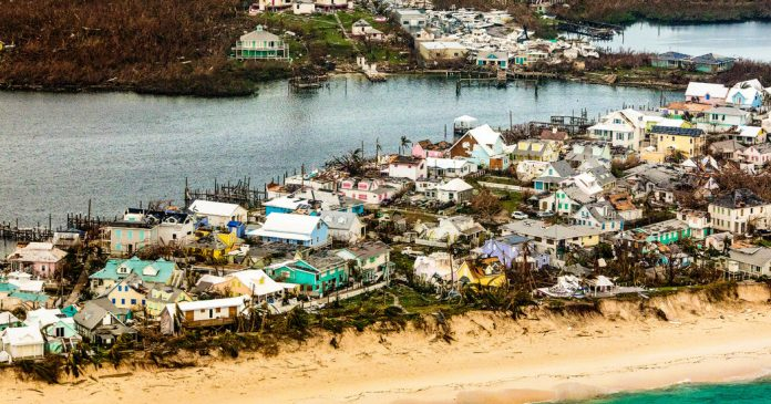 Lesson of the Day: 'Bahamas Relief Efforts Frustrated as Dorian Pulls Away'