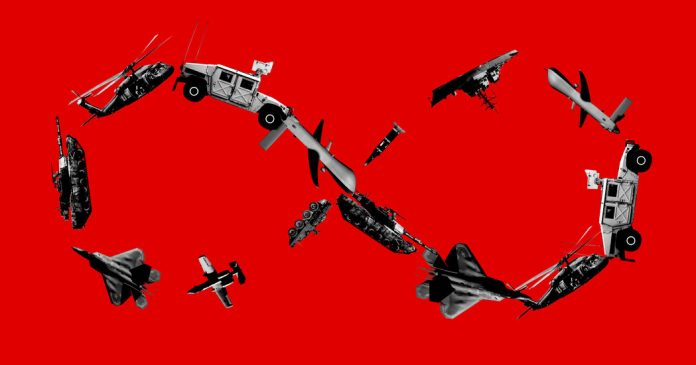 Missiles, Hummers and Tanks
