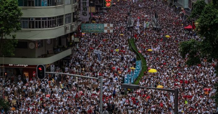 Lesson of the Day: 'Why Are People Protesting in Hong Kong?'