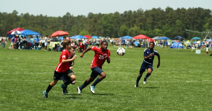 Are Some Youth Sports Too Intense?