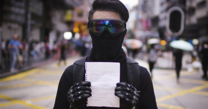 Film Club: ''I'm Worried That I Will Die:' Hong Kong Protesters Write Final Goodbyes'
