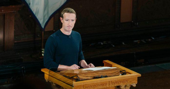 Should Facebook Fact-Check Political Speech?