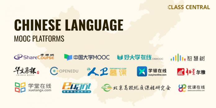 Massive List of Chinese Language MOOC Providers