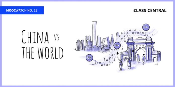 MOOCWatch 21: China vs the World