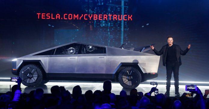 Tesla's 'Cybertruck'