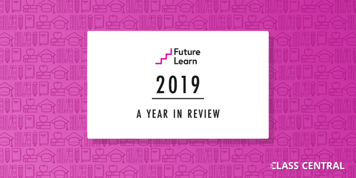 FutureLearn's 2019: Year in Review