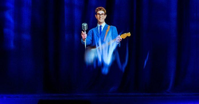 Hologram Musicians