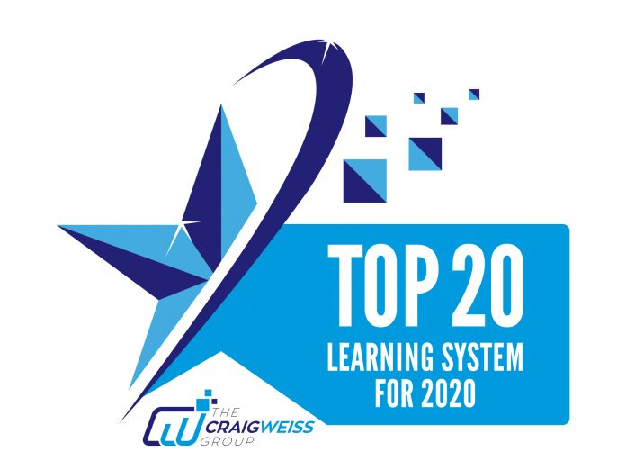 Top 20 Learning Systems for 2020