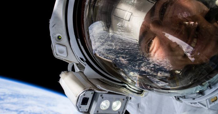 Lesson of the Day: 'Christina Koch Lands on Earth, and Crosses a Threshold for Women in Space'