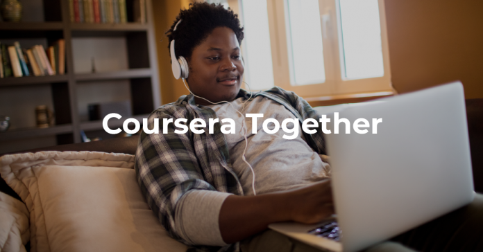 Coursera Together: Free online learning during COVID-19