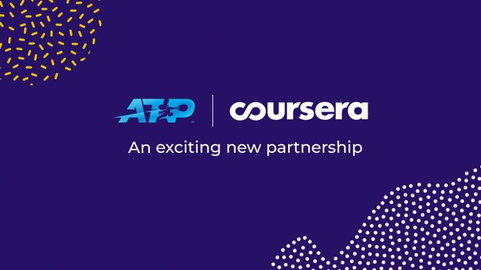 Coursera Partners with ATP To Help Players Learn New Skills During Tour Suspension And Beyond