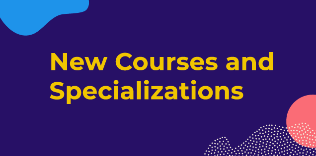 What's new on Coursera for Business – April 2020