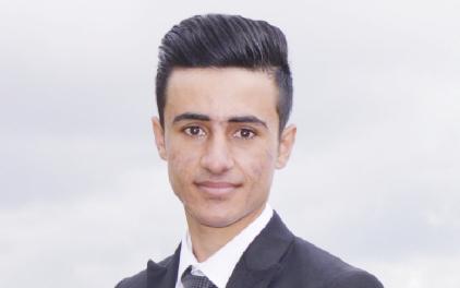 Meet Dldar Adil Muhammad, our Kurdish language translator!