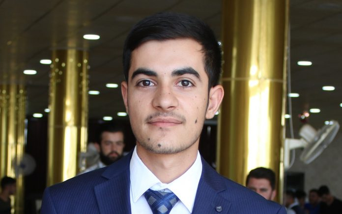 Meet Bryar Ghafoor, our Kurdish language translator!