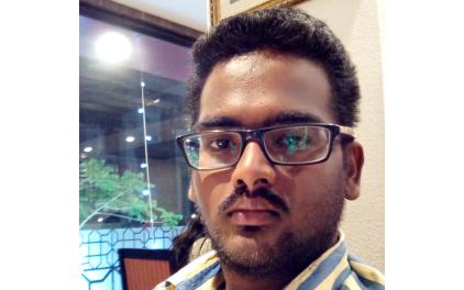 Meet Shaik Rahaman Aroof, our Telugu translator!