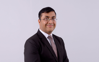 """Manish Gupta: """"Alison and I have the same objective: to impart knowledge to the masses."""""""