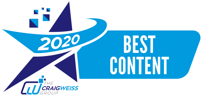 Best Content Awards 2020