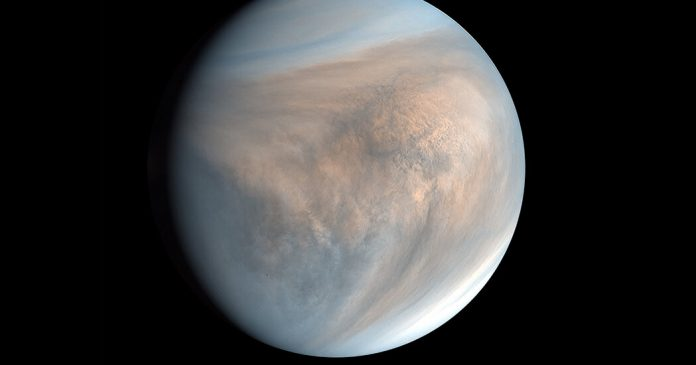 Lesson of the Day: 'Life on Venus? Astronomers See a Signal in Its Clouds'