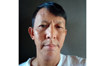 """Kyaw Kyaw Thein: """"With Alison, I've both improved my life and gained knowledge."""""""