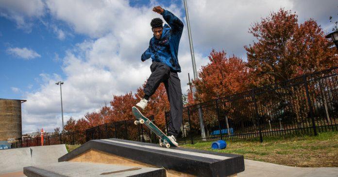 Respect for Skateboarders