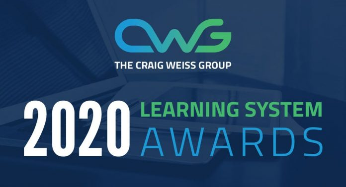 2020 Learning System Awards (by Vertical/Industry)