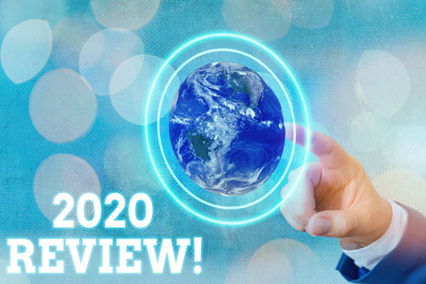 A Look Back at 2020 for E-Learning