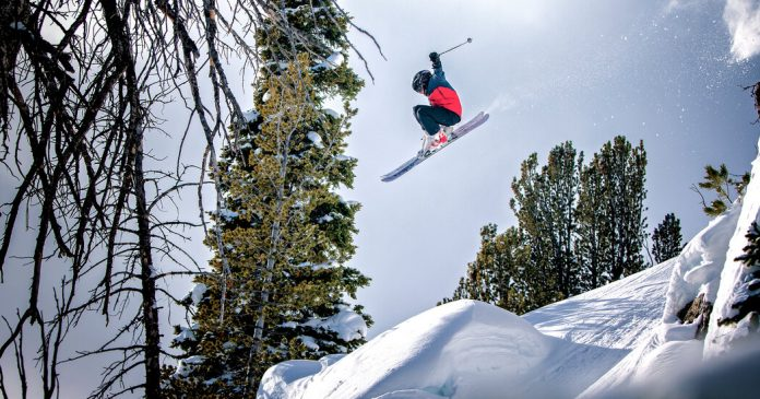 Lesson of the Day: 'This 14-Year-Old Ski Daredevil Is Already a Pro, and Trying Not to Scare His Parents'