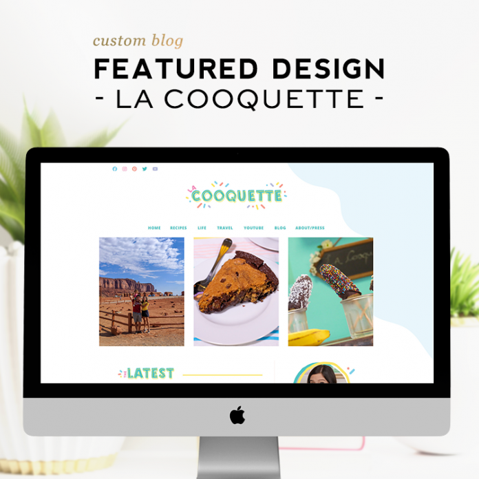 Custom Design Feature   La Cooquette