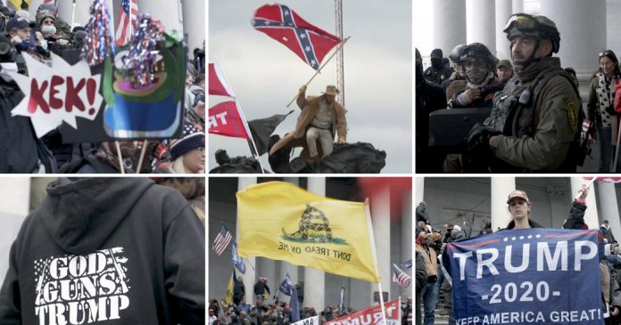 Lesson of the Day: 'Decoding the Far-Right Symbols at the Capitol Riot'