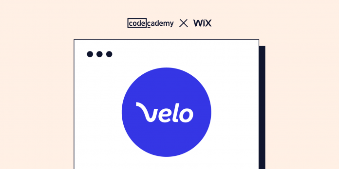 Introducing Create a Professional Website with Velo by Wix