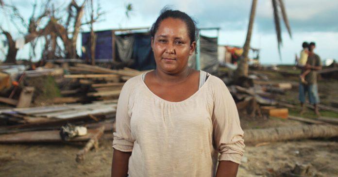 "Film Club: 'Rebuild or Leave ""Paradise"": Climate Change Dilemma Facing a Nicaraguan Coastal Town'"