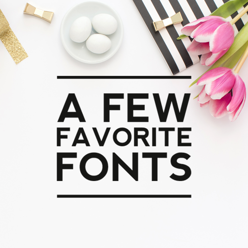 8 Best Trendy Fonts 2021 -Spring Edition