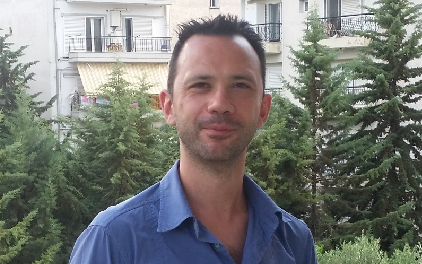 """Konstantinos Vichoudis: """"I recommend Alison because of their mission: innovation, inclusivity, knowledge, empowerment."""""""
