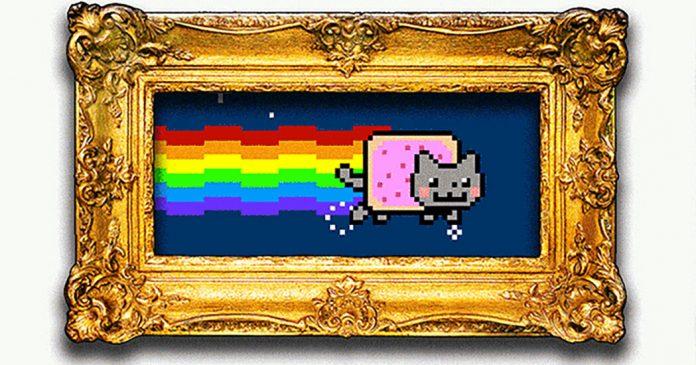 Pop-Tart Cat
