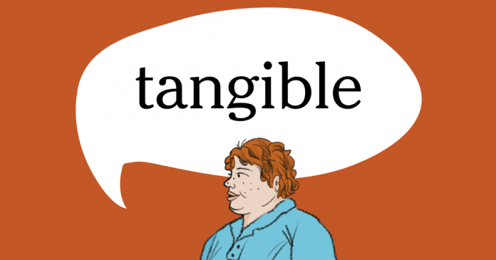 Word + Quiz: tangible