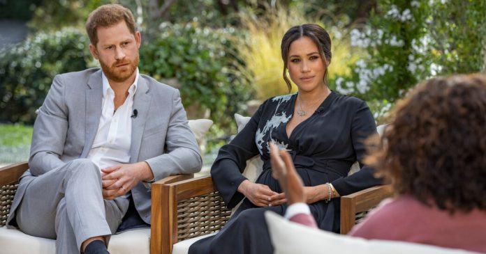 What Are Your Reactions to Oprah's Interview With Harry and Meghan?
