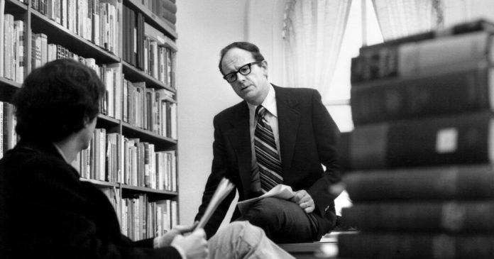 Walter LaFeber, Historian Who Dissected Diplomacy, Dies at 87