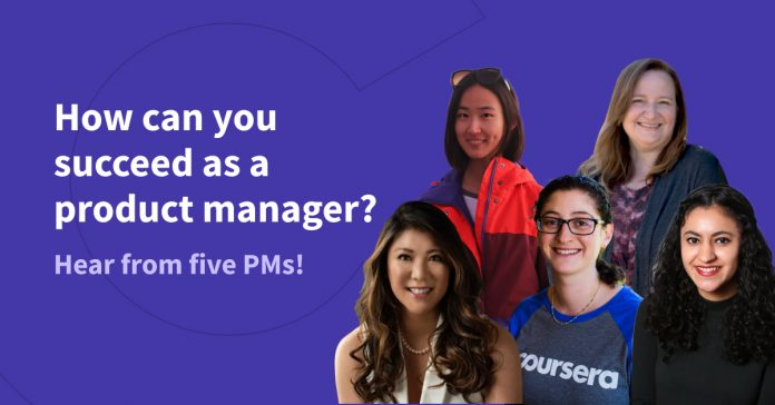 5 women share their journey into product management and advice for others looking to enter the field