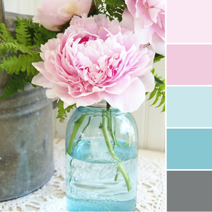 Color Love | Light Pinks & Blues